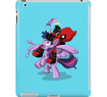 Pony Tail! iPad Case/Skin