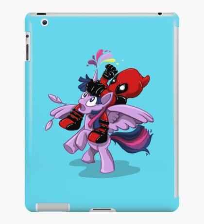 Pony Tail! iPad Case/Skin
