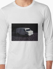 White Van Man Long Sleeve T-Shirt