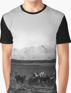 The herd Graphic T-Shirt