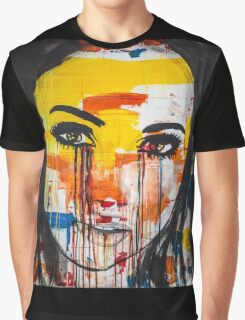 The unseen emotions of her innocence Graphic T-Shirt