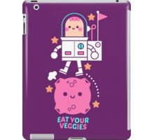 Eat your veggies iPad Case/Skin