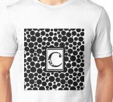 C Bubbles Unisex T-Shirt