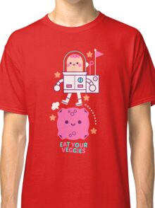 Eat your veggies Classic T-Shirt