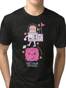 Eat your veggies Tri-blend T-Shirt