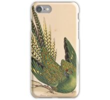 James Sowerby - Ground Parrot  iPhone Case/Skin