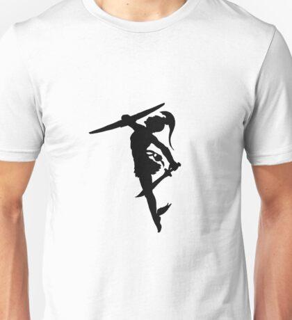 Greek Warrior Unisex T-Shirt
