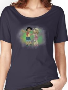 Young Amourshipping Women's Relaxed Fit T-Shirt