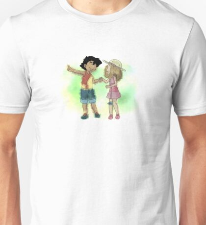 Young Amourshipping Unisex T-Shirt