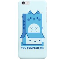 You Complete Me iPhone Case/Skin