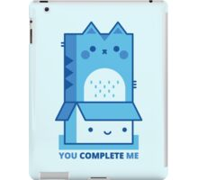You Complete Me iPad Case/Skin