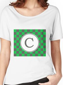 C Checkerboard II Women's Relaxed Fit T-Shirt