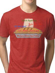What's your Hoboken Squat Cobbler? Tri-blend T-Shirt