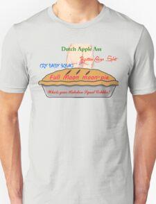 What's your Hoboken Squat Cobbler? Unisex T-Shirt