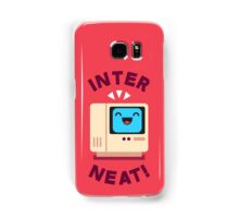 Interneat!  Samsung Galaxy Case/Skin