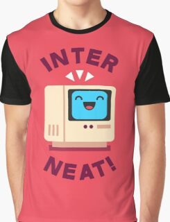 Interneat!  Graphic T-Shirt