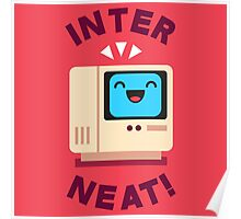 Interneat!  Poster