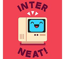 Interneat!  Photographic Print