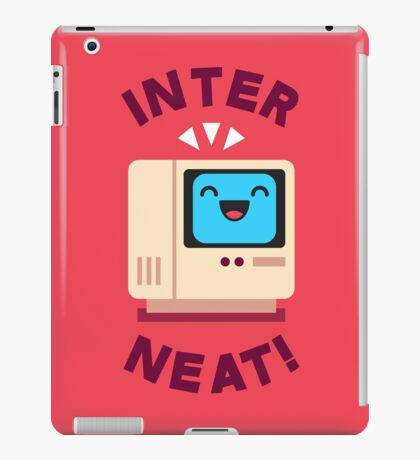 Interneat!  iPad Case/Skin