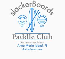 slackerBoards Paddle Club Unisex T-Shirt