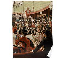 James Tissot - Women of Paris The Circus Lover 1885 Poster