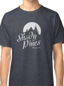 Golden Girls TV Show Fan Art - Shady Pines Classic T-Shirt