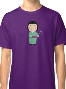 kokeshi doll Classic T-Shirt
