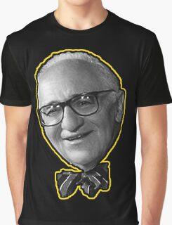 Murray Rothbard Anarcho-Capitalist Graphic T-Shirt