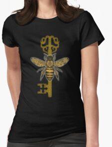 Brakebills Key Bee Womens Fitted T-Shirt