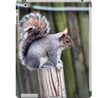 JUST SITTING iPad Case/Skin