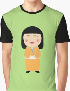 kokeshi doll Graphic T-Shirt