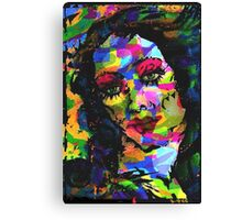 Rainbow Venus. Canvas Print