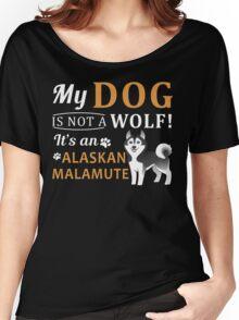 Alaskan Malamute Women's Relaxed Fit T-Shirt