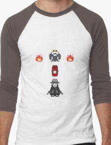 Z for Zelda Men's Baseball ¾ T-Shirt