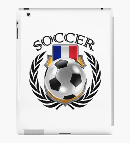 France Soccer 2016 Fan Gear iPad Case/Skin