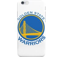 golden state warriors iPhone Case/Skin