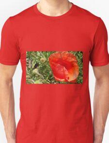 Silky Poppy Unisex T-Shirt
