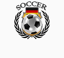 Germany Soccer 2016 Fan Gear Unisex T-Shirt