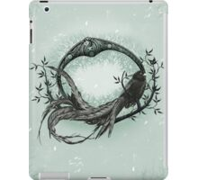 Long Tailed Widow Bird iPad Case/Skin