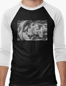 Ready to Roll Men's Baseball ¾ T-Shirt