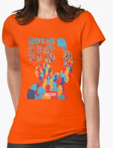 Bernie Sanders US Womens Fitted T-Shirt
