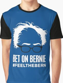 Bernie Hair Graphic T-Shirt