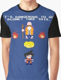 Dragon Zelda Graphic T-Shirt
