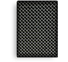 KW Grille Canvas Print