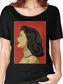 GRACE - Vintage Women's Relaxed Fit T-Shirt