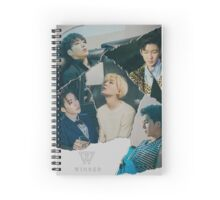 winner Spiral Notebook