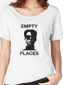 Empty Places Women's Relaxed Fit T-Shirt