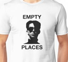 Empty Places Unisex T-Shirt