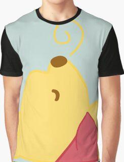 Happy Bear Graphic T-Shirt