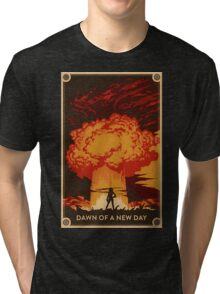 DAWN OF A NEW DAY Tri-blend T-Shirt